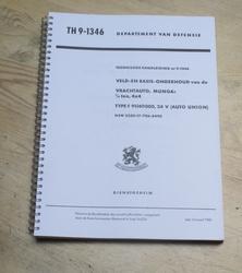 TH 9-1-1346 - Technische handleiding Munga. Kopievorm.