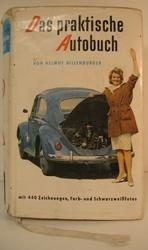 Boek 'Das praktische Autobuch'.